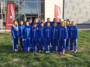 SDA - Team GB Photo 2014 - Dresden